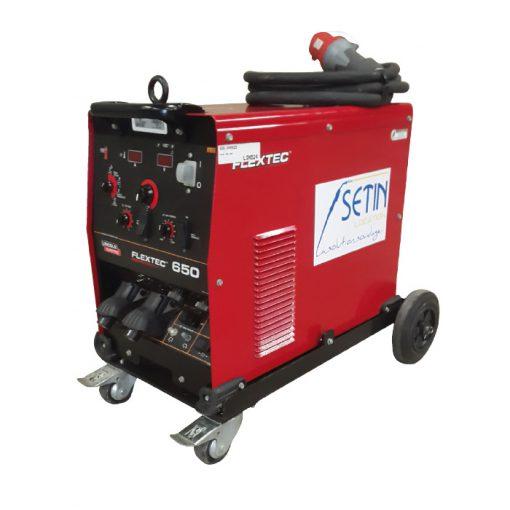 ARC 302 : Flextec 650 750 A Arcair