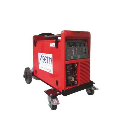 MIG 300 : Ensemble TPS 2700 (alu)