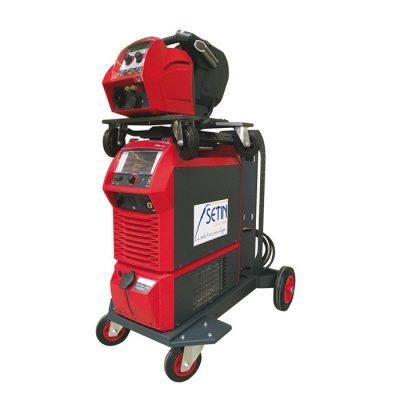 MIG 510 : Ensemble TPSi 5000 (eau/alu)