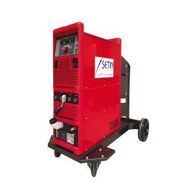 TIG 510 : Ensemble MW 5000 (eau/alu)